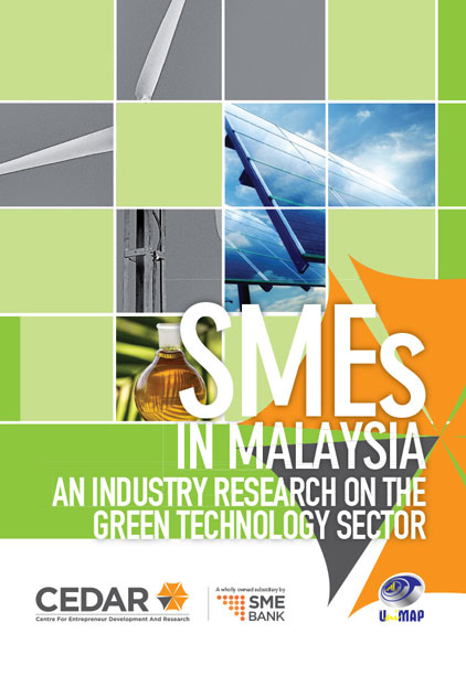 SMEs IN MALAYSIA AN INDUSTRY RESEARCH ON THE GREEN TECHNLOGY SECTOR