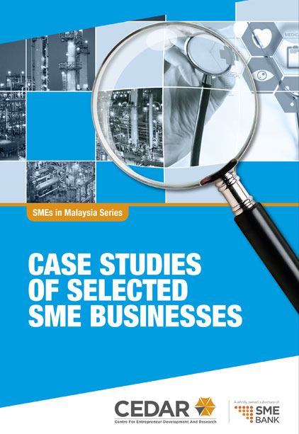 CASE STUDIES OF SELECTED SME BUSINESSES