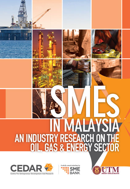 SMEs IN MALAYSIA AN INDUSTRY RESEARCH ON THE OIL, GAS & ENERGY SECTOR